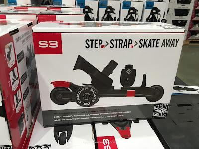 Travel with ease while having fun with a pair of Cardiff Skates
