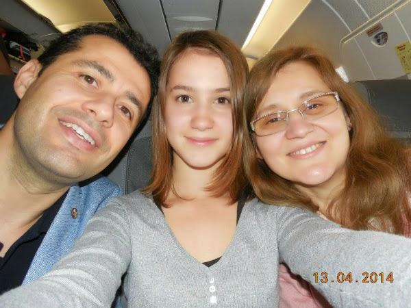 In avion, cu Lufthansa spre Heidelberg