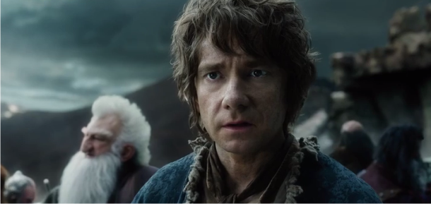 A guerra se aproxima no primeiro trailer de O Hobbit: A Batalha dos Cinco Exércitos