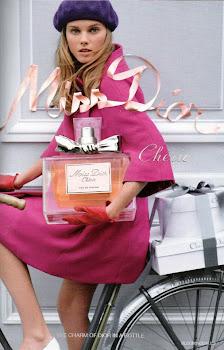 miss dior cherie ads: