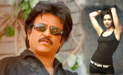 Deepika Padukone and Rajini in Rana