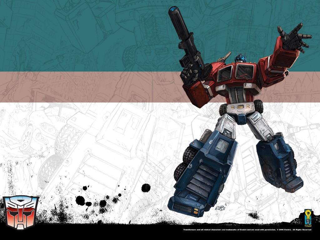 TRANSFORMERS MATRIX WALLPAPERS  Optimus Prime G1 3D