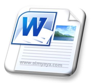 Gambar: Microsoft Word