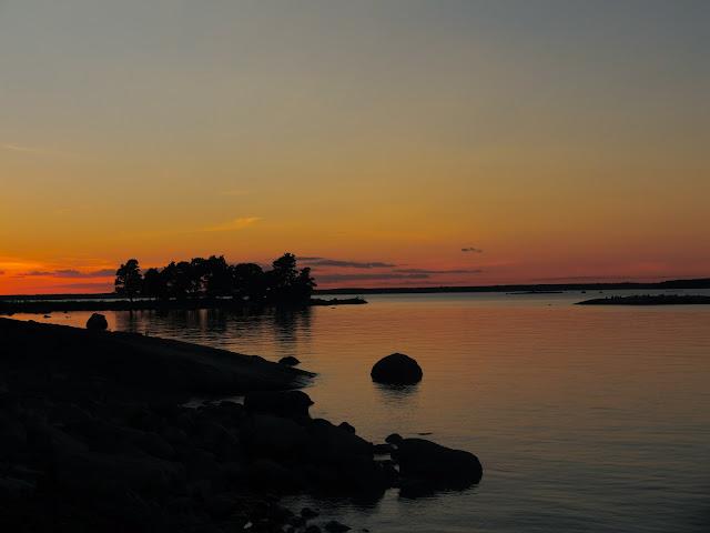 Kaunissaari, Sipoo, Fagerö, Sibbo