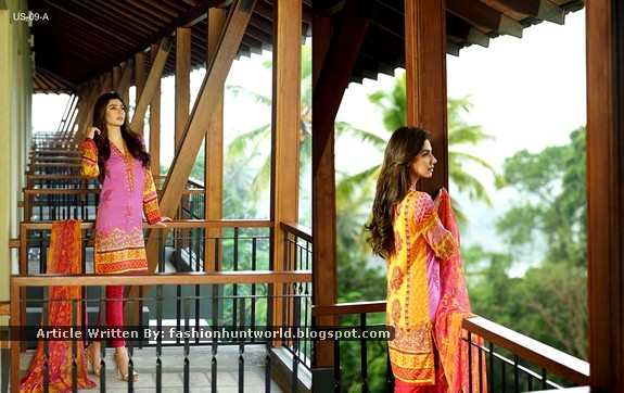 Umar Sayeed Summer Lawn 2015 By Imperial Textile