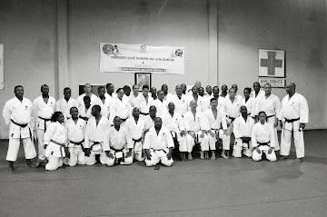 Familia JKA Angola