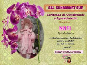 Sal Sunbonnet Sue