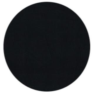 Stof i sort sandvasket silkelignende kvalitet