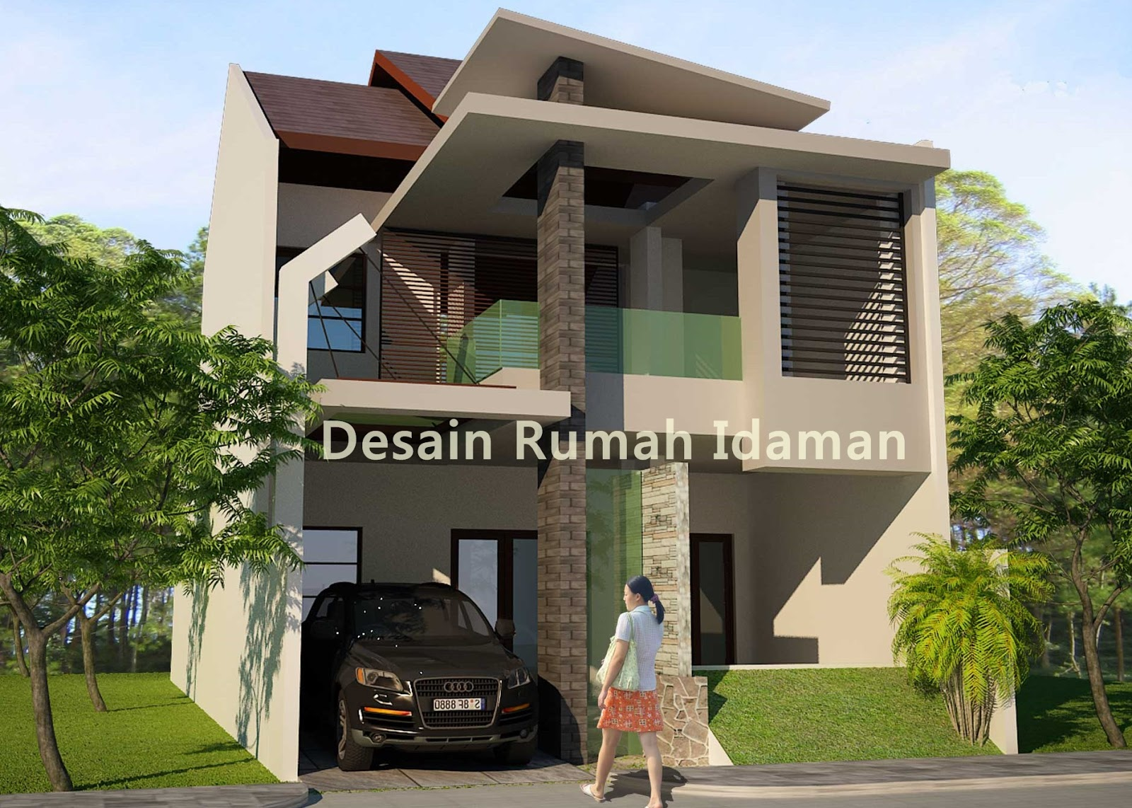 Cara Memiliki Rumah Idaman: Tips Terbaru 2013 | Desain ...
