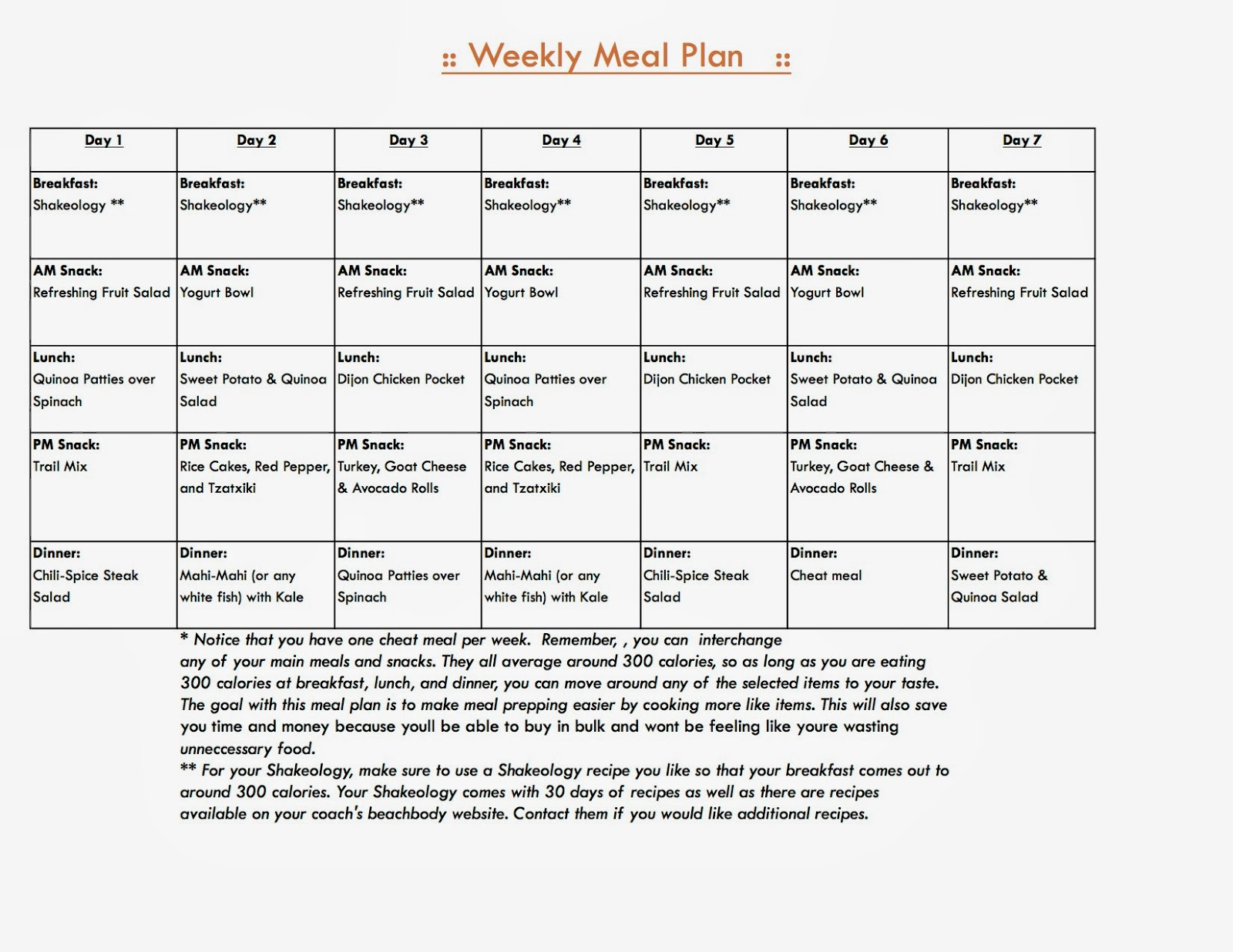Weight loss meal plan 1300 calories uk