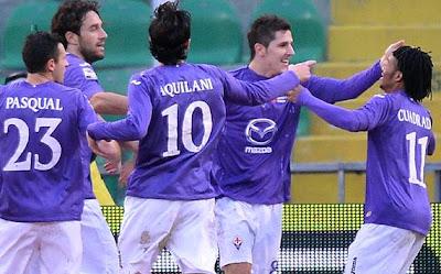 Fiorentina Targetkan Peringkat Tiga Besar