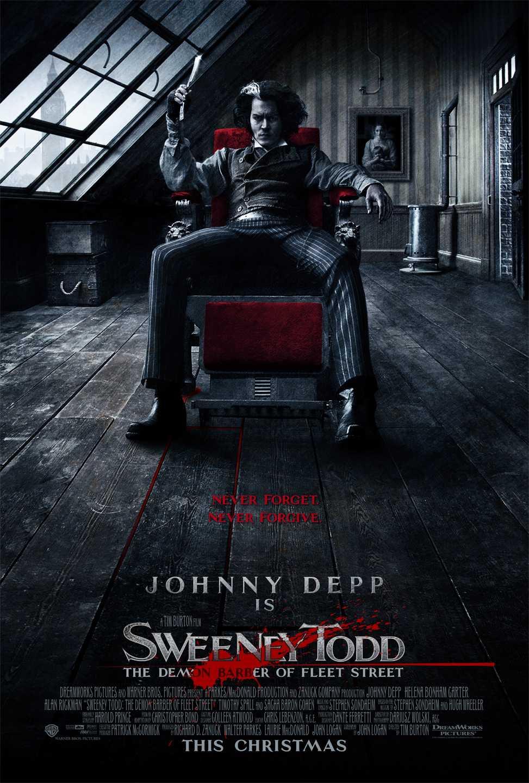 Sweeney Todd: The Demon Barber of Fleet Street full movie