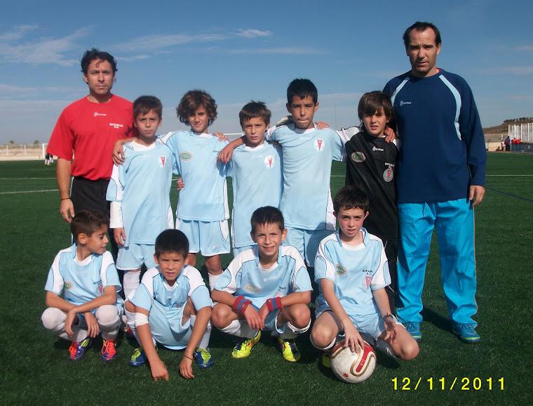 Benjamin A 2011-2012