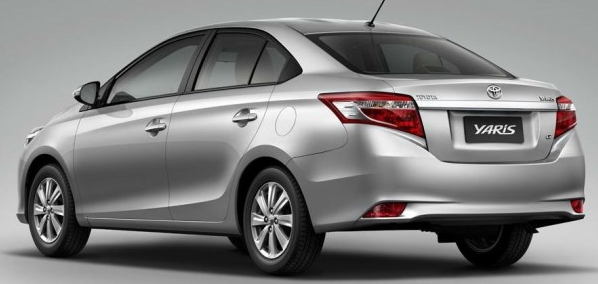 2015 Toyota Yaris Sedan Canada