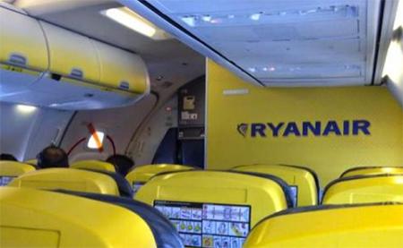 Las nuevas Mejoras de RyanAir tiene felices a los pasajeros