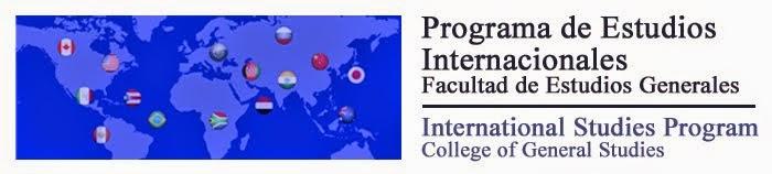 Estudios Internacionales UPRRP