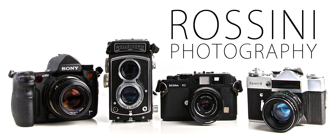 ROSSINI PHOTOGRAPHY BLOG