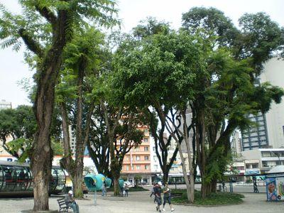 Praças e Parques de Curitiba
