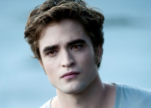 Robert Pattinson is a vampire