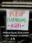 Próximo Pop-Up Adventure Play