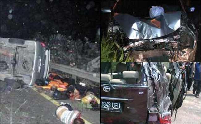 7 Kecelakaan Maut yang pernah Menimpa Musisi Indonesia