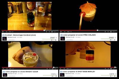 10 videos mas vistos en youtube 2012