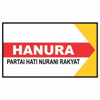 Hanura Logo Vektor Partai Politik Coreldraw Format
