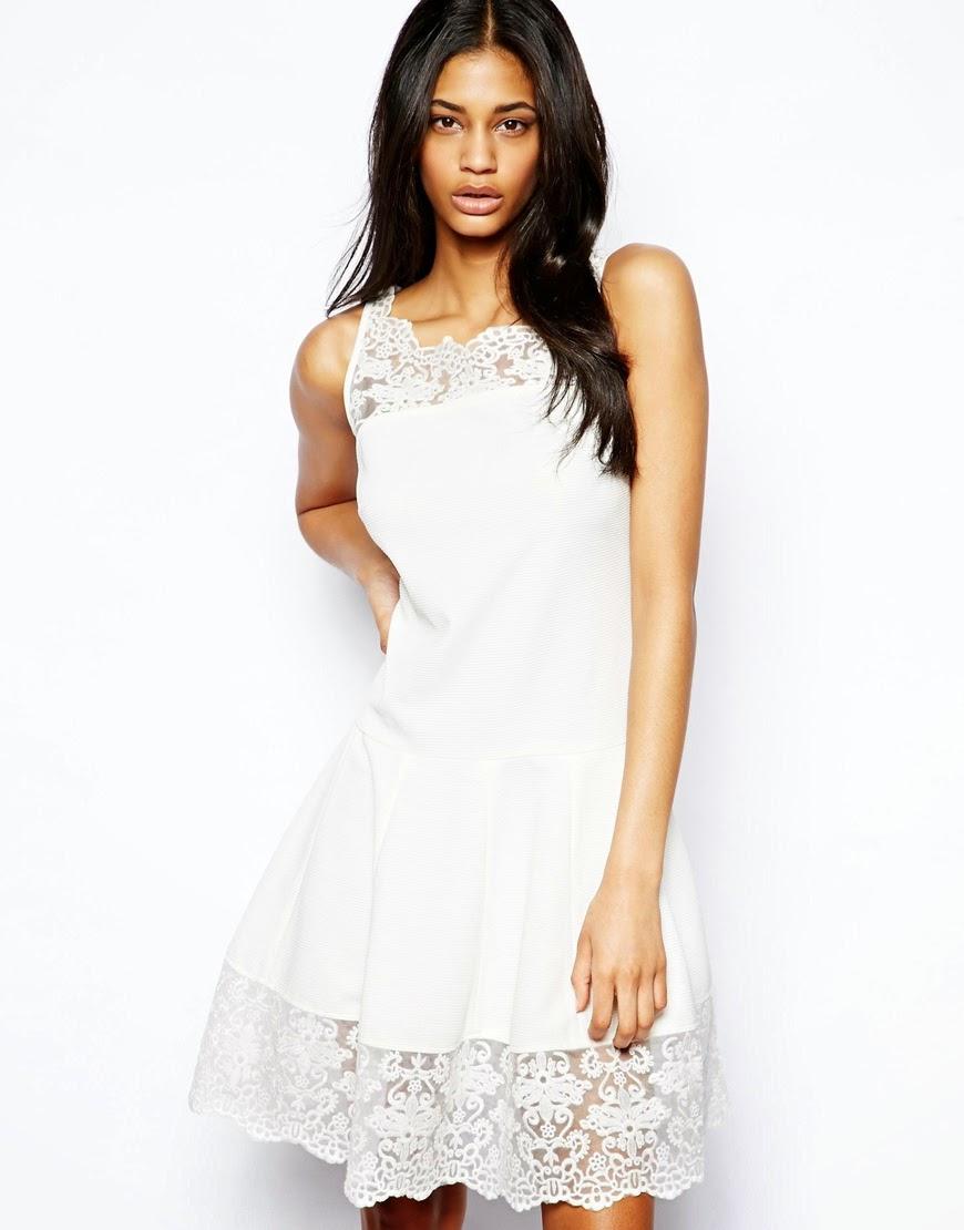 arrogant cat white dress