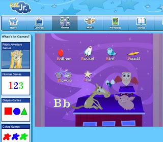 Kol Jr Preschool Games