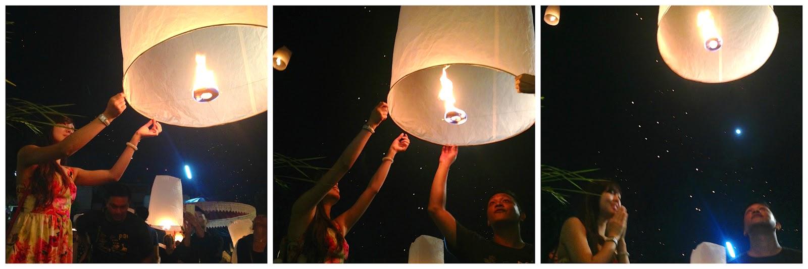 Ogni lanterna un desiderio - foto di Elisa Chisana Hoshi