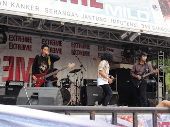 Perform at Pendopo USU Maret 2011