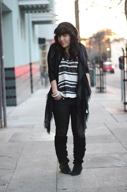 Lace Details Outfit