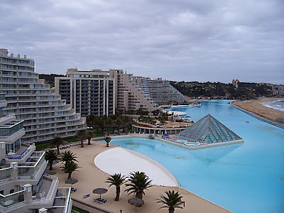 the largest swimming pool san alfonso del mar algarrobo chile