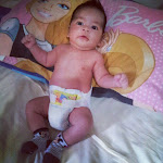 Baby Ralphael 1 month old