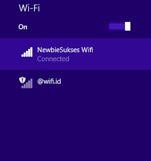 Cara Curang Mengetahui Password Wifi Orang Lain Dengan Mudah Tanpa Software Tahun 2015