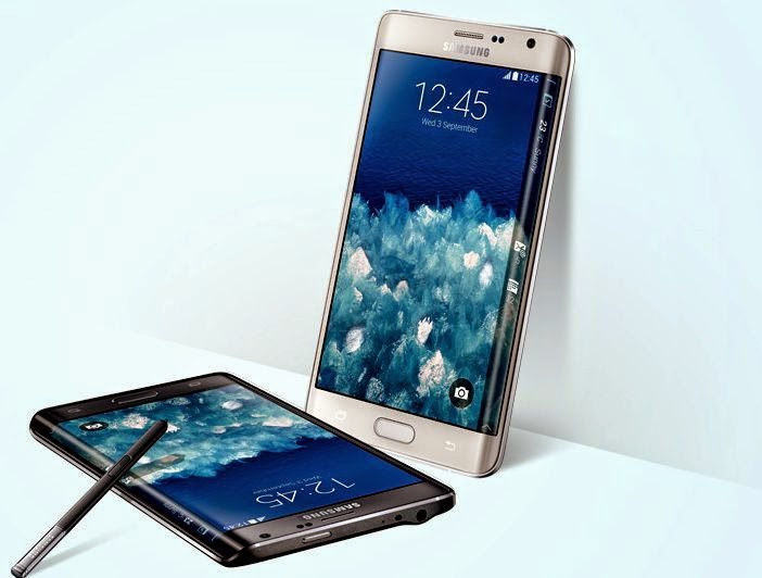 Best android-Sumsung Galaxy Note Edge