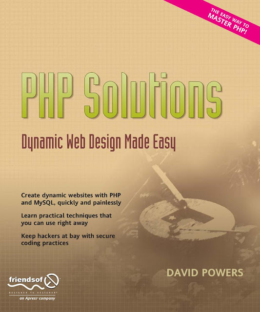 PHP Solutions Dynamic Web Design