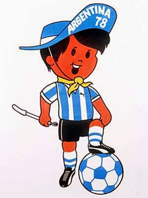 Maskot Piala Dunia 1978