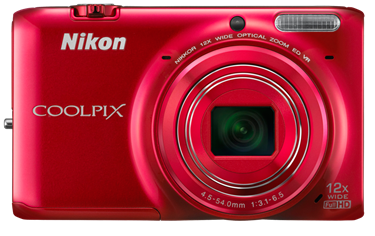 Nikon Coolpix S6500 Camera User's Manual
