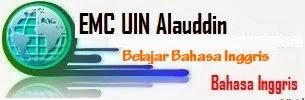 EMC UIN Alauddin - Belajar Bahasa Inggris