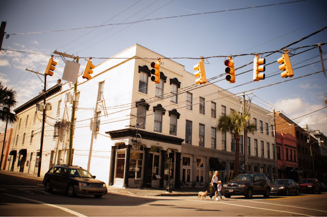 Charleston buildings copyright free pictures