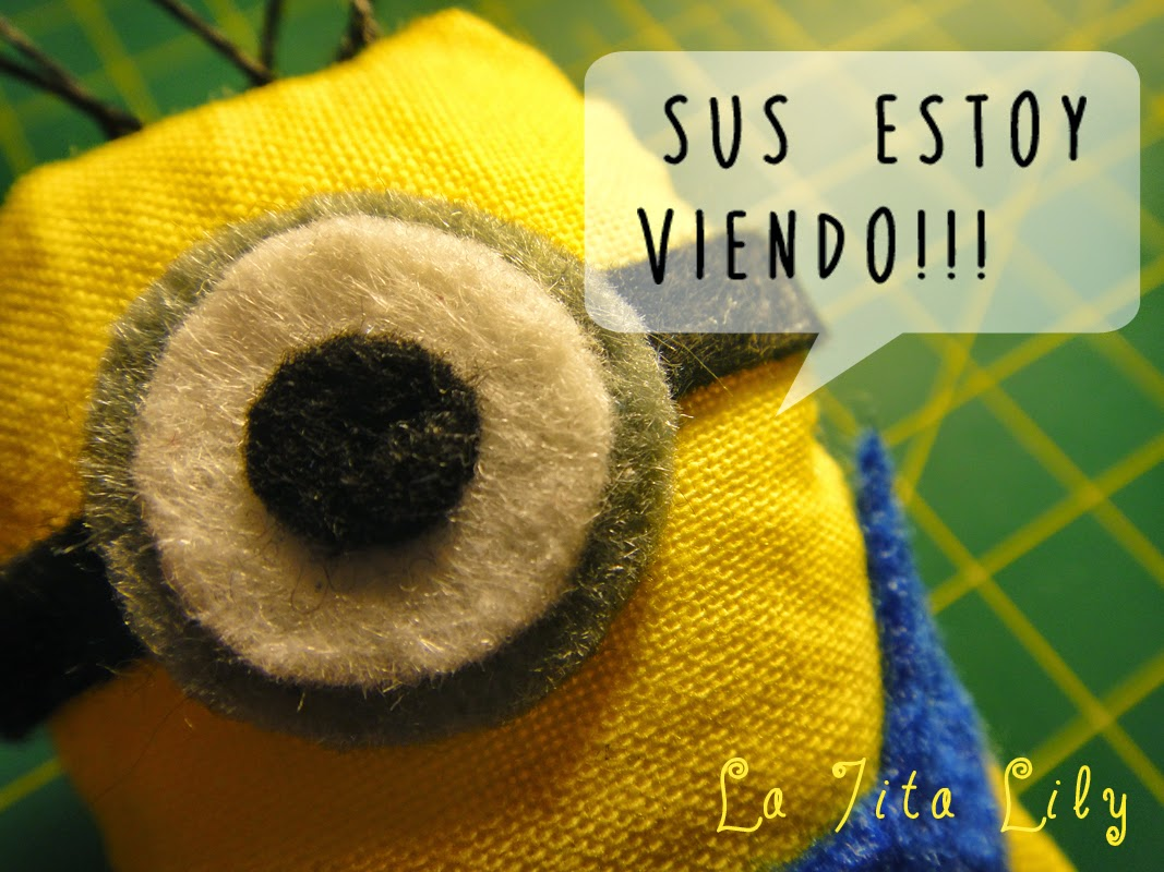 minion brooch