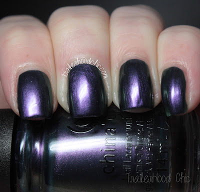 china glaze the great outdoors pondering review swatches