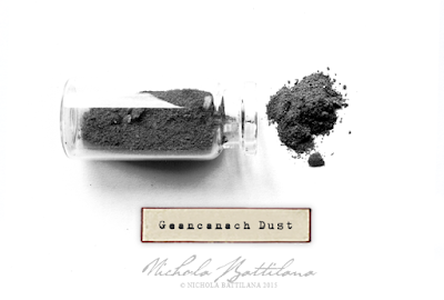 Faerie Dust Specimens - Nichola Battilana