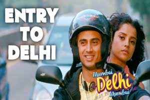 Entry To Delhi