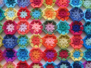con questi fiori colorati si possono fare copertine