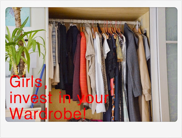 Investments for wardrobe, fashion blogger, Modeblogger