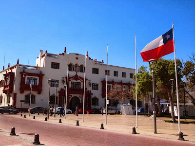 Plaza de Armas de La Serena