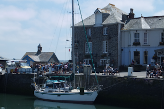 Padstow, Cornwall - Best quaint English seaside town - Harbour