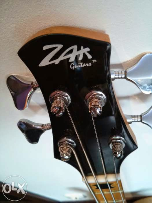 ZAK Guitars